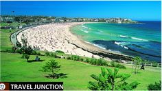 To enjoy a relaxing tour in between cool breeze and serenity, then, Sydney's #BondiBeach is one of the best places to visit. Sit and take sun bath at beautiful Bondi Beach. Get #cheapflighttickets of Bondi from Traveljunction and have a nice tour. We are here to make your tour enjoyable at least expensive budget.