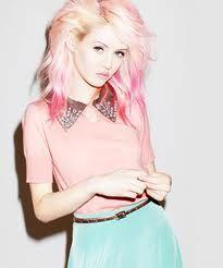 vika falileeva, blonde, tan andwhite - Wildfox inspiration for artists - Inspiration for artists from Wildfox Couture