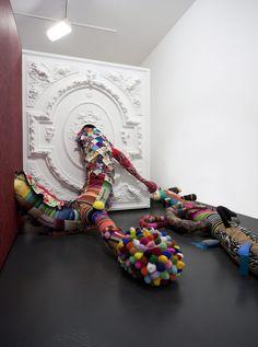 Joana Vasconcelos - Art Installation