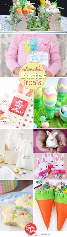 Adorable Easter trea