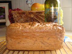 Gluten-Free Dairy-Free Teff Bread
