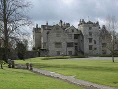 Levens Hall, Cumbria: Possibly the Hall's most famous apparition is that of a…