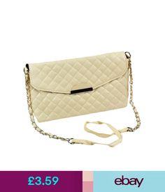 Women's Bags & Handbags Women Hobo Envelope Shape Leather Evening Bags Clutch Handbag Shoulder Bag #ebay #Fashion