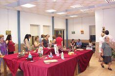 2010 - Exposición de Pintura y Manualidades - Jornadas Culturales