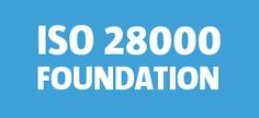 """ISO 28000 Foundation Training Course """"Become acquainted with the best practices for implementing and managing an SMS for the supply chain based on ISO 28000."""" Program, Dates and Price: http://www.behaviour-group.com/PT/iso/iso-28000-foundation/?lang=en"""