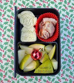 Holiday Hop - Elf Lunch ~ Becoming A Bentoholic