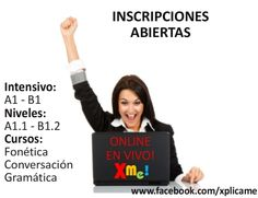 Cursos de alemán para hispanohablantes  www.facebook.com/xplicame