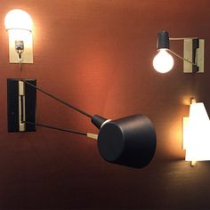 Great sconces by @brendanravenhill @icff_nyc #icff #nycxdesign #foragedoesnyc