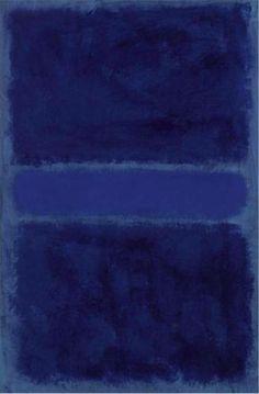 La pintura no trata de una experiencia. Es una experiencia. Mark Rothko