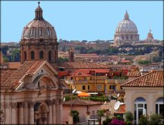 Rome. Not my top choice, but I would definitely enjoy it.