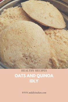 The favorite south indian breakfast recipe is one of the best comfort foods. here is the recipe made healtheir with Quinoa and oats and no rice. Try this soft fluffy steam cake recipe South Indian Breakfast Recipes, Indian Food Recipes, Vegetarian Recipes, Healthy Recipes, Best Comfort Food, Comfort Foods, Oats Idli, Steam Cake Recipe, Quinoa Bread