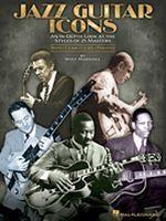 Jazz Guitar Icons