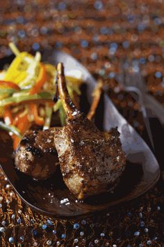 Baked lamb chops with a rosemary and clove glaze - Longevity Live | The power of healthy living