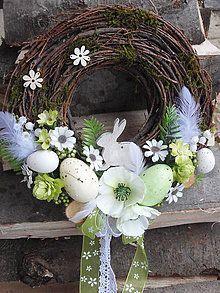 April Easter, Easter Art, Easter Crafts, Flower Arrangement Designs, Floral Arrangements, Diy Easter Decorations, Christmas Decorations, Christmas Bows, Easter Table