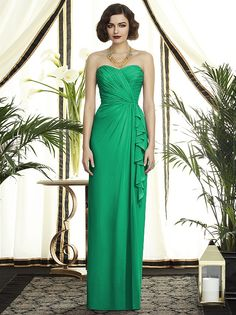 Dessy Collection Style 2895 http://www.dessy.com/dresses/bridesmaid/2895/?color=shamrock&colorid=963