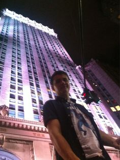 Credit: @ryan_buell (Twitter) Ryan in NYC!