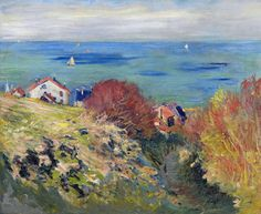 Claude Monet . . . Pourville