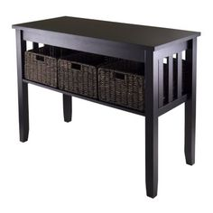 Winsome Morris Console Table $231.99