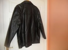 Brand New Helium Real Leather Jacket