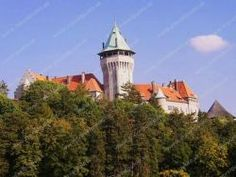 The Smolenice Castle (Slovak: Smolenický zámok) is a castle in the eastern slope of the Little Carpathians, near the town of Smolenice, Slovakia. Seattle Skyline, Hungary, Big Ben, Barcelona Cathedral, Environment, Mansions, House Styles, Building, Travel