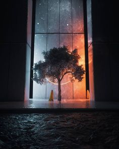 Dreamlike Photo Manipulations by Mikko Raima Fantasy Landscape, Fantasy Art, Surreal Photos, Futuristic Art, Photo Manipulation, Amazing Art, Art Photography, Conceptual Photography, Concept Art