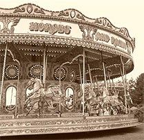 victorian fairground #fairground