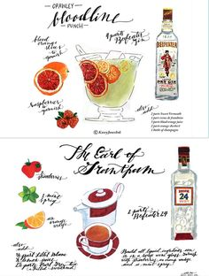 Pin for Later: 2 Downton Abbey-Themed Cocktails Perfect For Your Finale Party