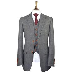 UK's largest collection of tweed suits. Our tweed suits are well tailored using the Traditional British Tweed fabric into a classy modern style. 3 Piece Tweed Suit, Mens Tweed Suit, Tweed Suits, Three Piece Suit, 3 Piece Suits, Tweed Jacket, Mens Suits, Suit Jacket, Tweed Wedding Suits