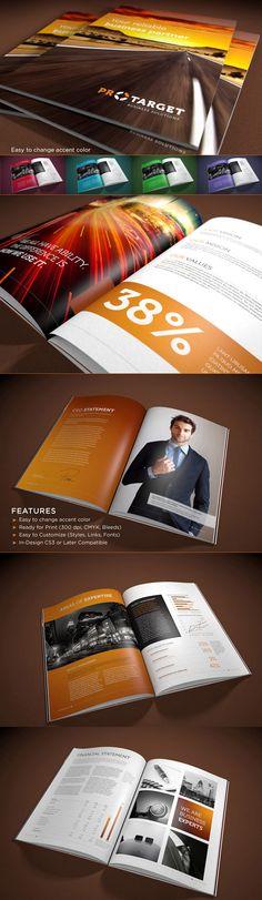 26 Best and Creative Brochure Design Ideas for your inspiration. Follow us www.pinterest.com/webneel