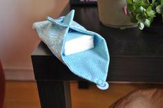 Portakleenex  borboletahandmade.blogspot.com