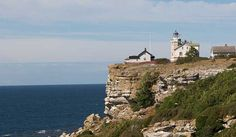 Stora Karlsö Lighthouse (Swedish: Stora Karlsö fyr), is a Swedish lighthouse on Stora Karlsö island off Gotland in the Baltic Sea. It was built in 1887 and r... Get more information about the Stora Karlsö Lighthouse on Hostelman.com #attraction #Sweden #landmark #travel #destinations #tips #packing #ideas #budget #trips #lighthouse
