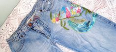 #blog      #trend #jeans #fashion #cool #paillettes #streetstyle   UNA RONDINE NON FA PRIMAVERA MA TANTI UCCELLINI SÌ! - TrendblogTrendblog