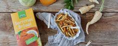 Gesunde Pommes aus Kürbis, Kohlrabi und Pastinaken von LAND-LEBEN Healthy Fries, Easy Meals, Health, Cooking, Life, Recipies