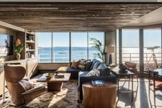 Tour a Seattle Bachelor Pad Where the View Steals the Show on domino.com