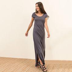 Draped sleeveless dress #MYSbasic