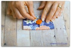 how to sew buttons by sewmccool 2