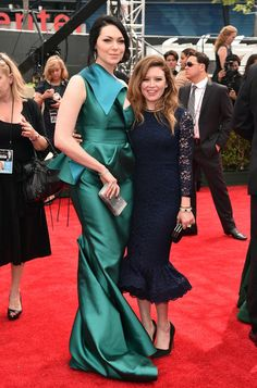 Natasha Lyonne Laura Prepon Photos Photos - Actresses Laura Prepon (L) and Natasha Lyonne attend the 66th Annual Primetime Emmy Awards held at the Nokia Theatre L.A. Live on August 25, 2014 in Los Angeles, California. - Arrivals at the 66th Annual Primetime Emmy Awards