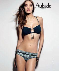 La collection balnéaire Aubade Exotic Waves vous transportera ! Maillot De  Bain Aubade, Envie, d1b8b708a6a2