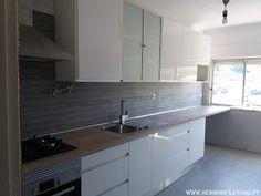 SENHOR FAZ TUDO - Faz tudo pelo seu lar !®: Remodelação de uma cozinha em Mem Martins