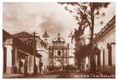 REMINISCENCIAS CAPITALINAS: Iglesia Los Dolores, Tegucigalpa. http://www.latribuna.hn/2013/05/28/reminiscencias-capitalinas/