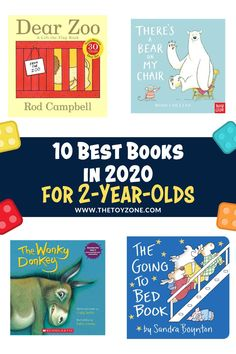 We came up with a list of the top quality books for two-year-olds. These stories are great to read aloud as a way to calm kids down, especially around bedtime. They feature gorgeously colored pictures. Some are classic, some are good learning tools, and others are simply funny. Check out our list to view our favorite picks. Teaching Kids, Kids Learning, Dear Zoo, Cool Toys For Boys, Best Educational Toys, Beloved Book, 2 Year Olds, Bedtime Routine, Learning Tools