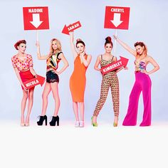 Girls Aloud Promo