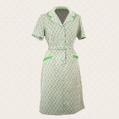 Abito da giorno anni '60, di produzione australiana - Shop: http://www.unenouvellevie.it/product.php?id_product=30