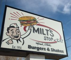 Off the Eaten Path: Milt's Stop n' Eat for next time we are in Moab.