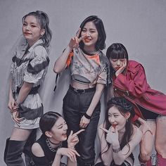 Cool Girl, My Girl, Bearded Lady, Kpop Aesthetic, My Princess, Mamamoo, K Idols, Girl Group, Korean