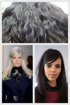 "Day 2 of #NYFW has past, and all we keep seeing is the deep, side swept bang! You can recreate this look with ANY hair texture, but why not start with our product of the month!? 20% off our 14"" virgin #wavy texture for the month of February. Use promo code WAVY14 when checking out or call us at 888.571.4247!  #PeterSom #NYFWHair #Runwayhair #sideswoopbang #sideswoop #hairinspiration #wavyhair #hair #hairextensions #extensions #virginhair #humanhair #indianhairextensions #indiahair…"