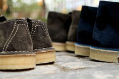 Clarks Originals Fall/Winter 2012 Camouflage Collection