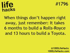 Greatness takes time! Life hacks #possitive #quotes #inspiring