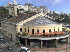 Salvador, Bahia, Brasil - Mercado Modelo