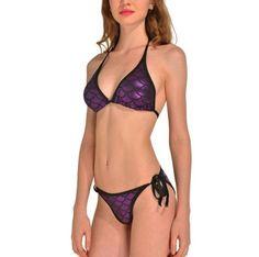 Bikinis For women Bronzing Scales Golden Stamp Push Up Mermaid Bikini Sling Decorate Bathing Suit Swimwear